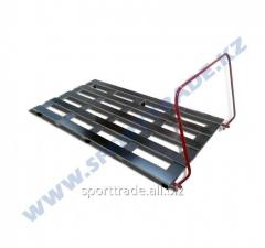 The cart for transportation of mats metal