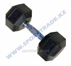 Dumbbell hexarutting PROFESSIONAL
