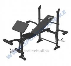 Bench under a bar (to 100 kg) a se