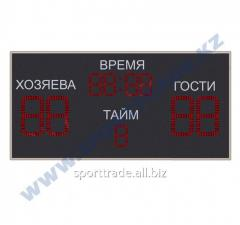 Board electronic 103*135 krasn with ON