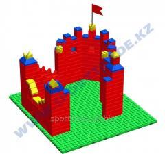 GB 10 fortress Fortress size L