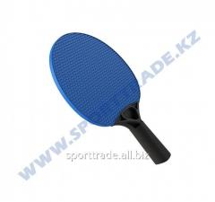 Racket for a tennis crust all-weather