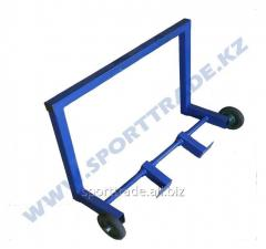 The cart for transportation of bars