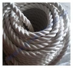 Rope cotton 32 of mm of 1 m