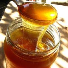 Natural honey, raznotravya.