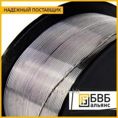 Wire titanic welding Vt2sv