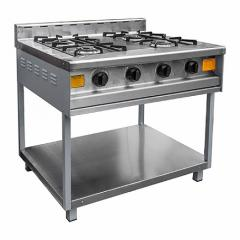 The gas stove without PG-4 oven