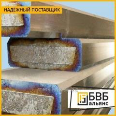 Слябы титановые ВТ20