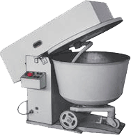 Dough mixers of the MTM series it is intended for