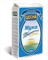 Flour premium of Tsesn of 2 kg