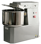 The car dough mixing MT-25 is intended for batch
