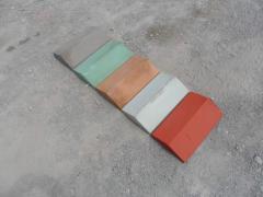Накрывные плиты из бетона