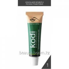 Eyebrow and eyelashes color graphite 15 ML