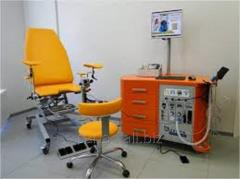 Place working gynecologis