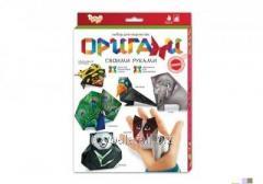 Оригами SocButtons v1.5Оригами животные #2 От 5