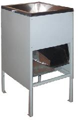Мукопросеиватель МПВ-150 для процесса просеивания муки и отделения муки от посторонних предметов, аэрации (насыщения воздухом)