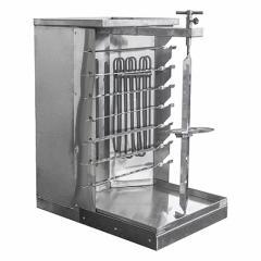 Шаурма-шашлычница электрическая ШШЭ-2 (355х503х645