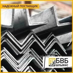 Уголок стальной равнополочный 100х100х10 09Г2С-15