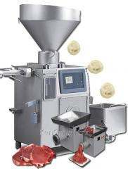 The miniplant for production of pelmeni,