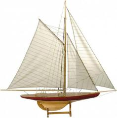 Authentic Models sailing vessel model