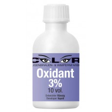 Oksigent for paint of 3% Color Augenbrauen 50ml,