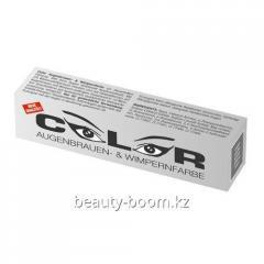 Краска для ресниц и бровей Color Augenbrauen 15ml