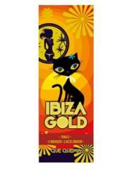 Cream for suntan of Ibiza Gold tingl effect of Que