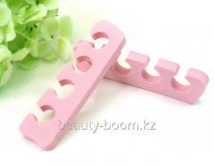 Разделитель для пальцев 2шт Розовый