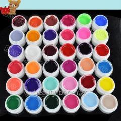 Paint gel Soso, set 36shtkh5ml UV Pure color Gel
