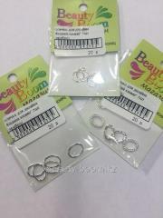 Ringlet for design Liquid stones of 5 pieces