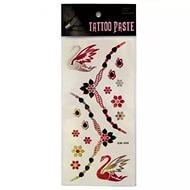 Flash tattoo, Tattoo Paste