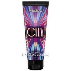 Cream for suntan of Soleo Cityl 200ml