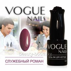Гель-лак Vogue Nails 10ml №133 Служебный роман