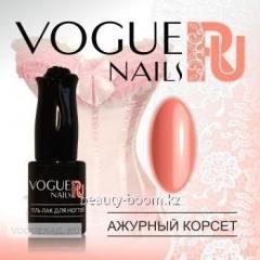 Гель-лак Vogue Nails 10ml №150 Ажурный корсет