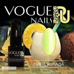 Гель-лак Vogue Nails 10ml №211 Пина колада