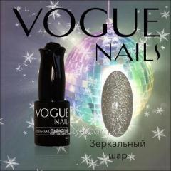 Гель-лак Vogue Nails С глиттером 10ml №707