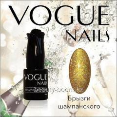 Гель-лак Vogue Nails С глиттером 10ml №708 Брызги