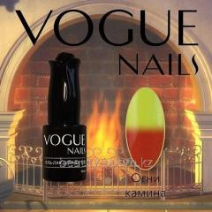 Гель-лак Vogue Nails Термо10ml №702 Огни камина