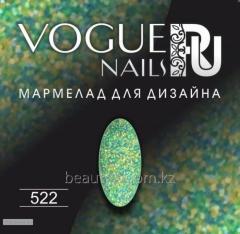 Мармелад для дизайна Vogue Nails 10гр №522