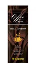 Cream for suntan of Soleo Black Espresso 15ml