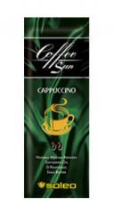 Cream for suntan of Soleo Cappuccino 15ml