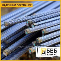 Fittings of steel corrugated 16 mm A500C of 12 m