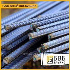 La armadura de acero acanalado 22мм А3 25Г2С 12м