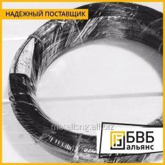 Wire tungsten - rhenium 1 mm of VR27-VP
