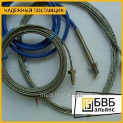 The thermocouple tungsten - rhenium BP5/20 the