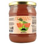 Jam apple of 550 g