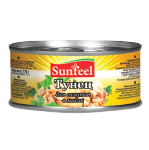 Tuna for salads in oil of 170 g