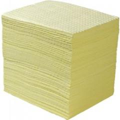 Absorbents, chemical absorbent, napkins for