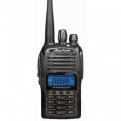 AnyTone AT-3318UV handheld transceiver