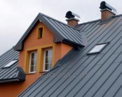 Faltsevy roof